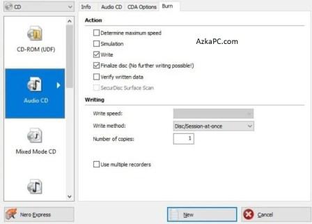 Nero Burning Rom Crack 23.0.1.20 + Serial Key Latest Version