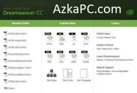 Adobe Dreamweaver CC Crack v21 Free + Keygen 2021 Download