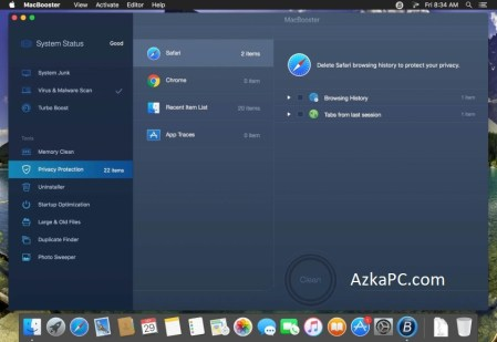MacBooster Crack 8.0.5 With License Key 2021 Full [Updated] Version