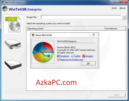 WinToUSB Enterprise Crack 6.0 R2 With Keygen Download [Latest]