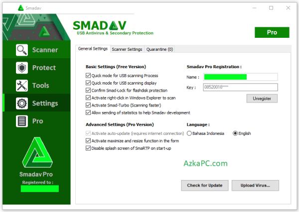 Smadav Pro 14.6.2 Crack Rev With Serial Key Lifetime Full Version Free Download 2021
