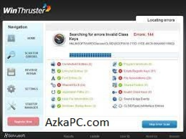 WinThruster 1.90 Crack With License Key Full Download [2021]