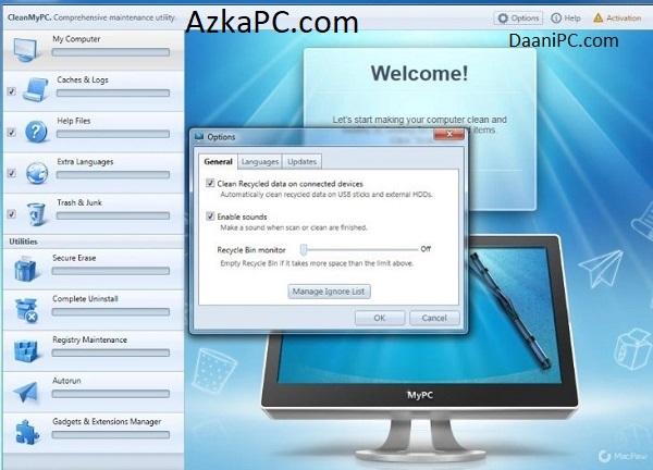 CleanMyPC 1.12.0.2113 Crack Full + Activation Code [Latest]