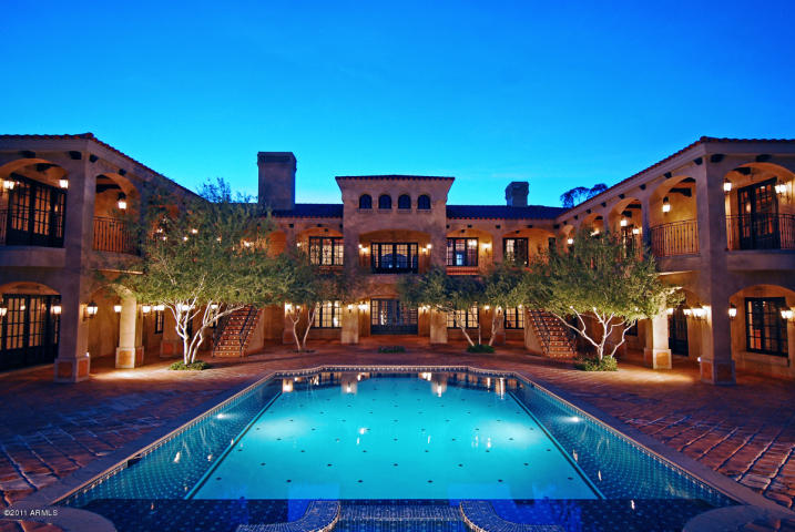 Arizona biggest Mansions on the market and some of the most expensive and unique homes for sale