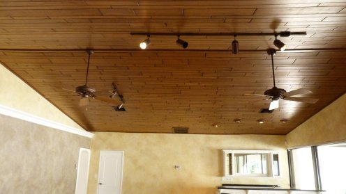 Beautiful Wood Ceiling