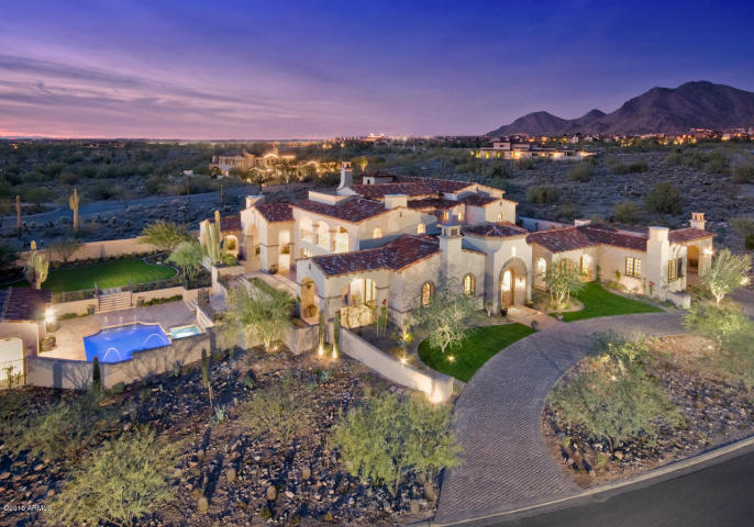 Perfect for Entertaining This Bing Hu Spanish Colonial Design Mansion in Silverleaf will set