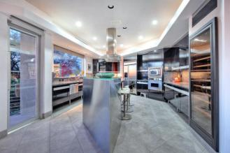 Feast your eyes on this modern masterpiece from the hillside of Squaw Peak 12