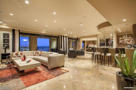 Scottsdale Waterfront residences most Exquisite Penthouse (PH07)