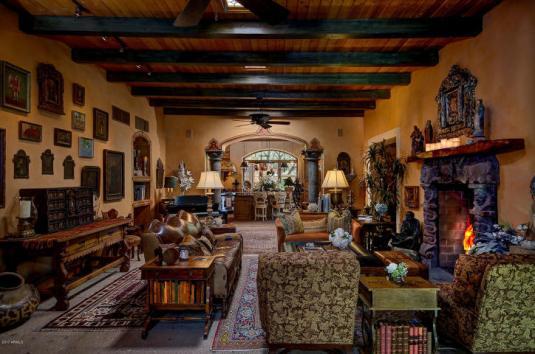 Casa De La Paz Tubac Arizona 5