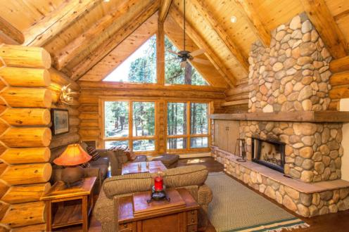 Flagstaff's Mountain Masterpiece, Stunning one-of-a-kid log home 10