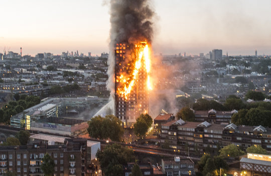 Grenfell Tower Represents Our Failed Capitalist System