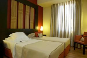 Double room in Lisboa hotel