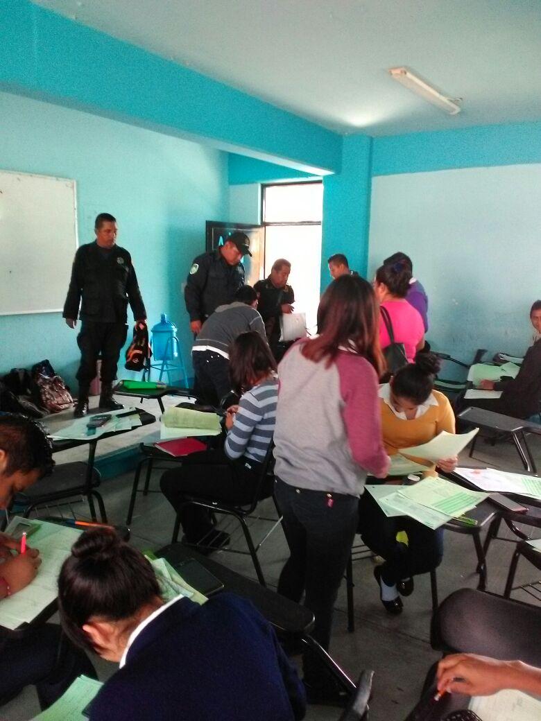 Jóvenes de la Frailesca participan en operativo mochila (2)
