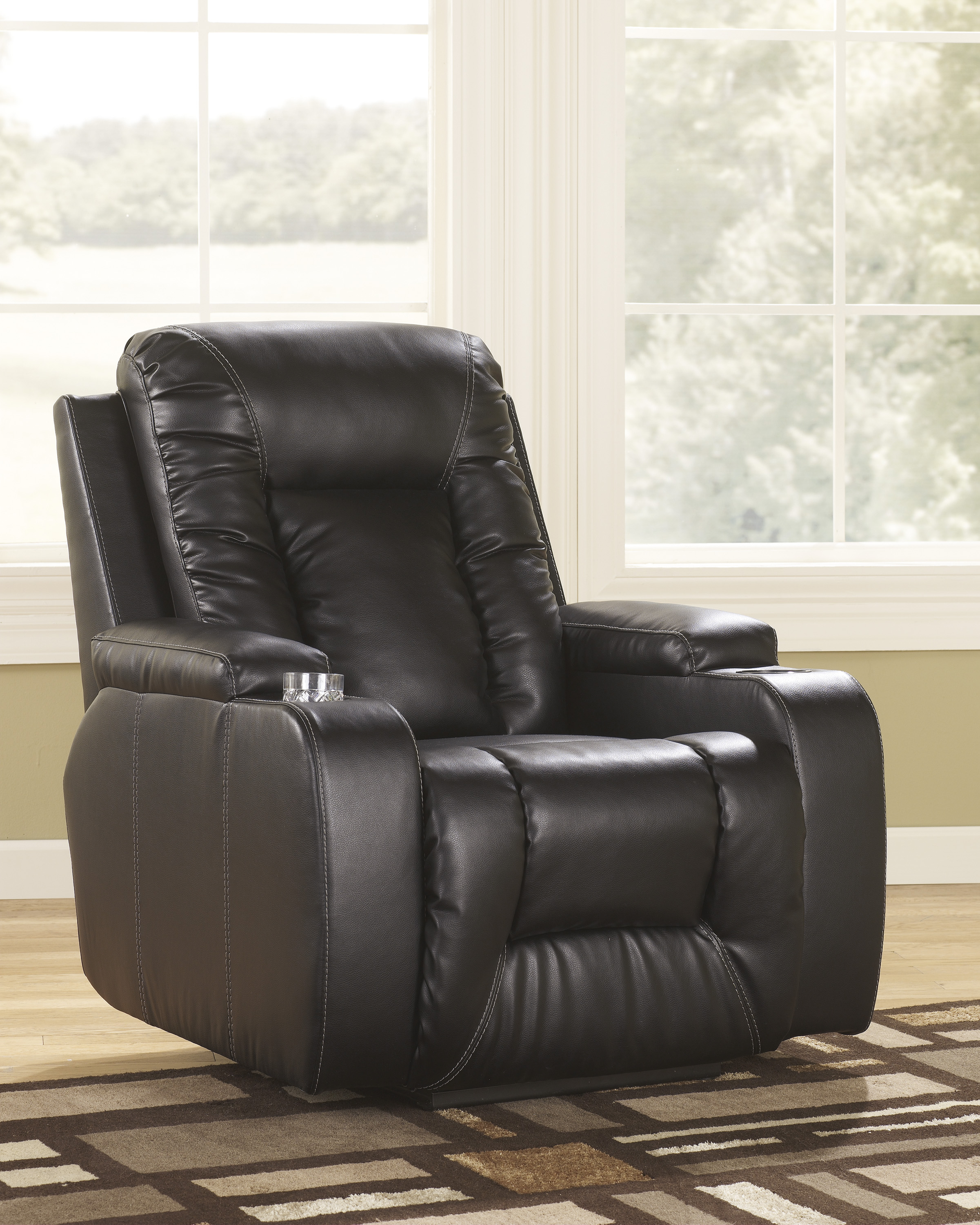 Ashley Furniture Recliner Chairs Ashley Matinee Power Recliner