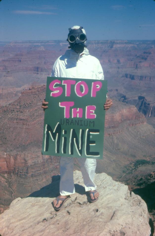 Stop-the-mine