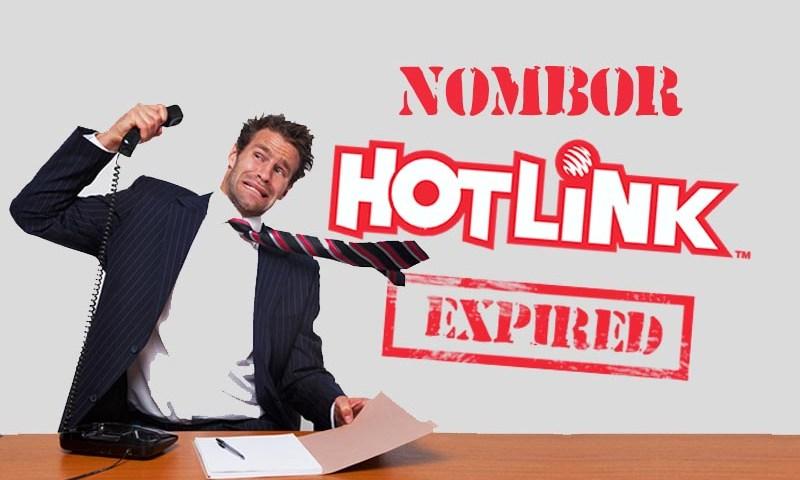 aktifkan Nombor Hotlink Yang Sudah Expired, hotlink simcard expired,nombor hotlink expired, hotlink, maxis, nombor telefon