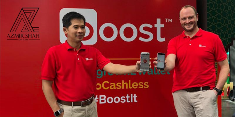 boost, boost ewallet malaysia, boost e-wallet, pelancaran boost