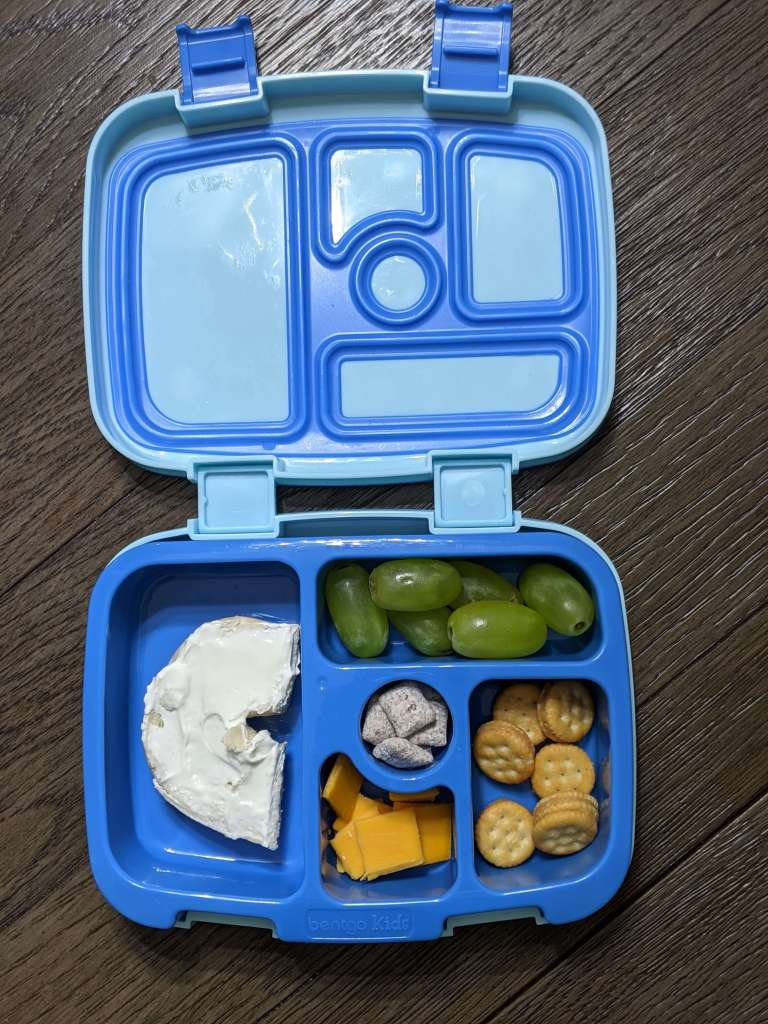 Bentgo Box with Food