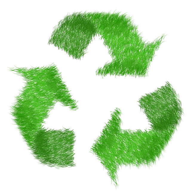 recycle sign Junk removal