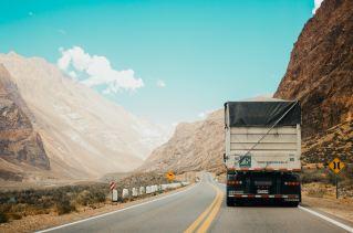 A truck to do the fine art handling.