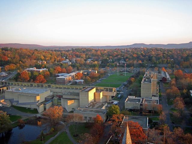 The University of Massachusetts Amherst