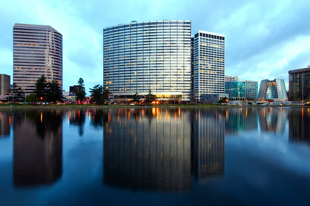 Oakland, one of America's top green cities