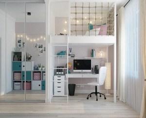 A kids' room.
