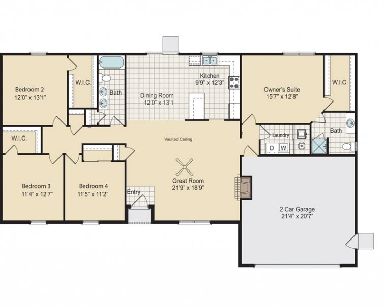 The Best Of Tk Homes Floor Plans