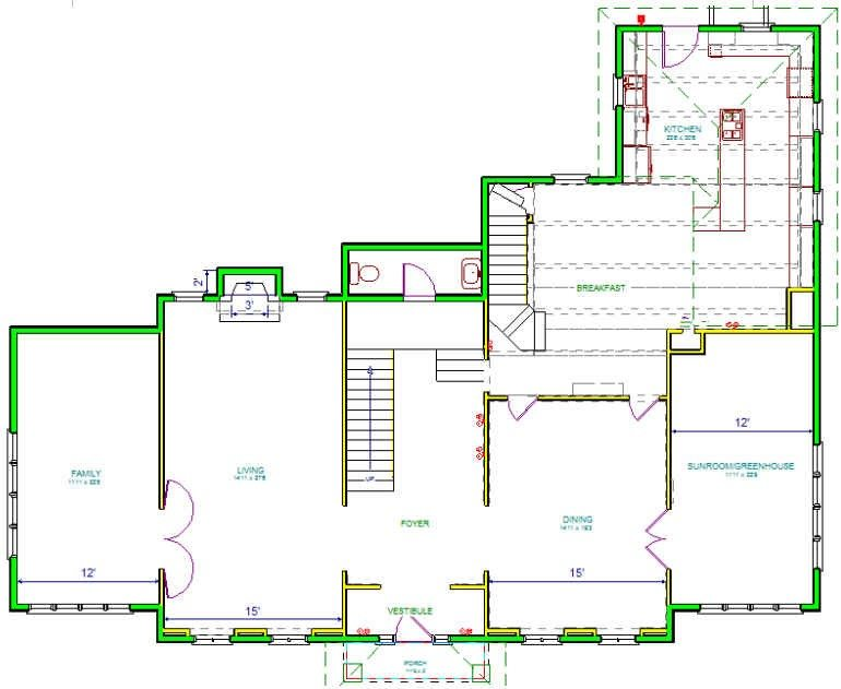Lovely Home Alone House Floor Plan
