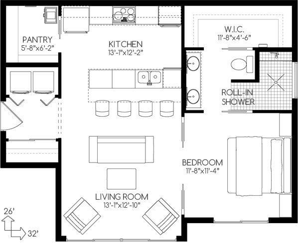 Fresh Retirement Home Floor Plans