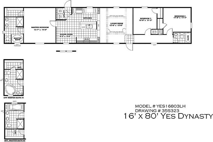 Beautiful Sunshine Mobile Homes Floor Plans