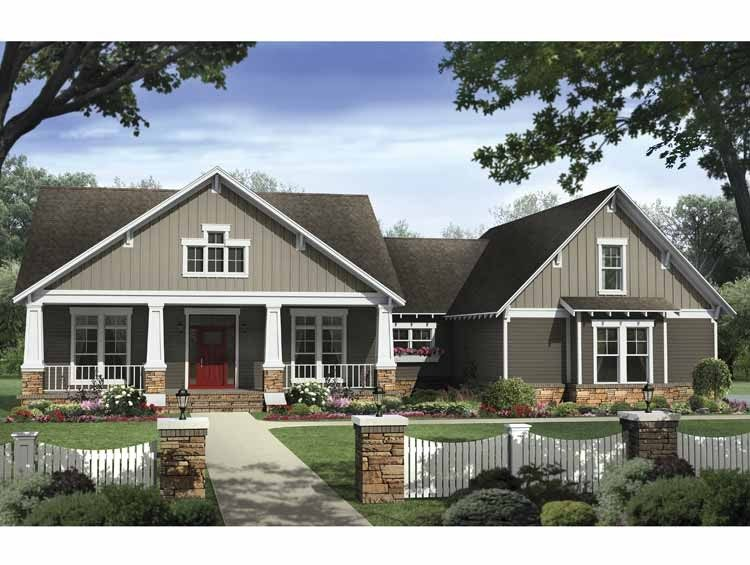 Craftsman Style Single Story House Plans Awesome 2 Story