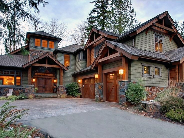 Pictures Of Craftsman Style Houses  House Style Design