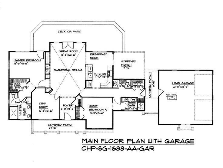 Cool Dual Master Bedroom House Plans