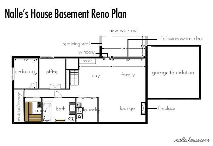 Inspirational Bungalow With Basement House Plans
