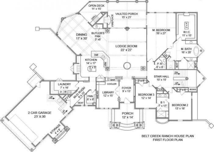Custom Ranch House Plans New 17 Best House Building Floor