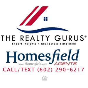Homesfield Agents of The Realty Gurus in Phoenix Arizona