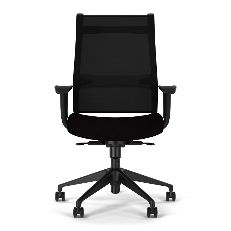 swivel chair parts table and chairs garden asda sit on it wit mesh task - arizona office furniture