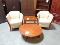 Used Reception and Lobby Chairs Various Styles