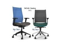 Sit On It Wit Mesh Task Chair - Arizona Office Furniture
