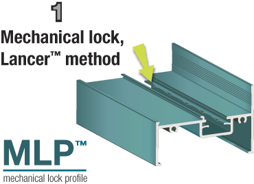 step1 - mechanical lock