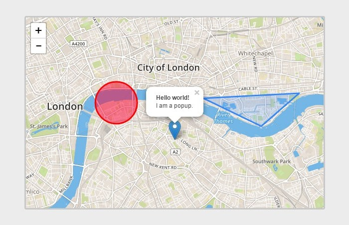 Leaflet.js: Free Interactive Maps with JS