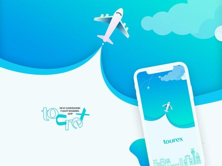 Tourex App Mockups: Free UI Kit for Adobe XD | Blog – Azoora