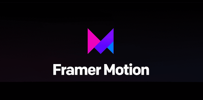 Framer Motion: Animation & Gesture Library for React