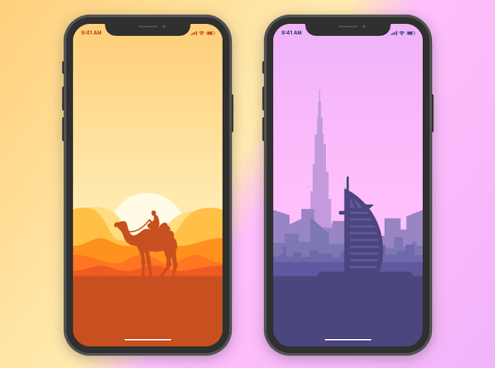 Top 24 App Background Design Examples & Resources in 2020
