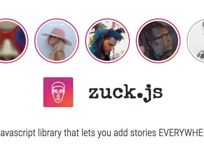 Zuck.js: Mobile-friendly Multimedia Storytelling Library