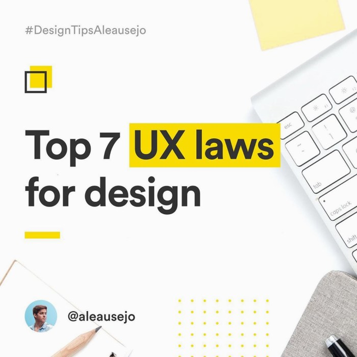 Top 7 Laws Of UX Design, Explained With Simple Graphics