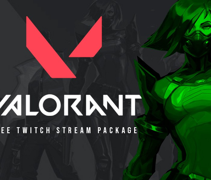 Valorant Viper Twitch Overlay Template