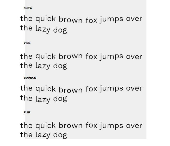 txtwav: Text Animation Library
