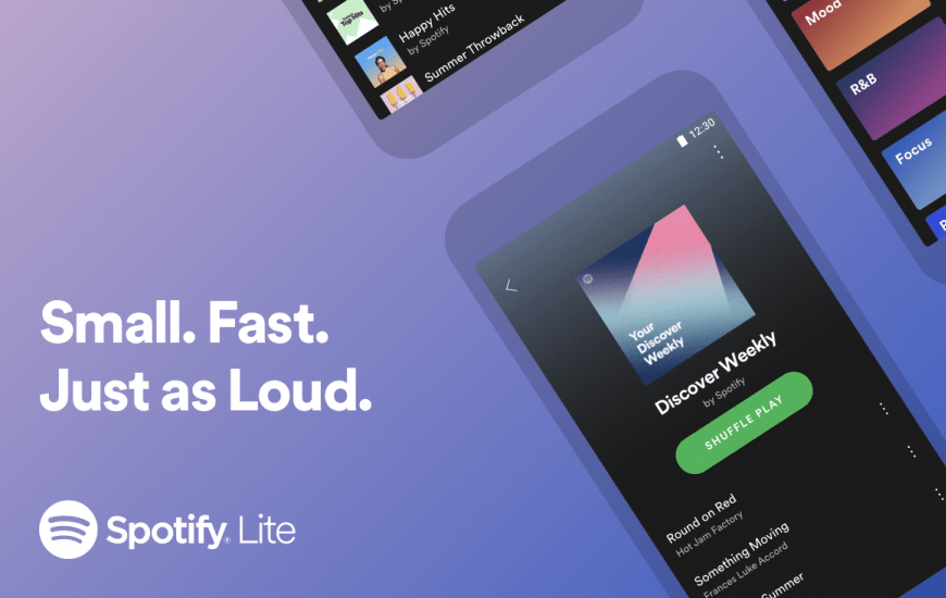 Spotify Lite Officially Launched In 36 Countries With Support For 2G Connections Also